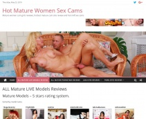 Mature sexcams
