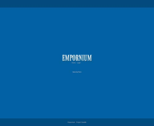 empornium signup