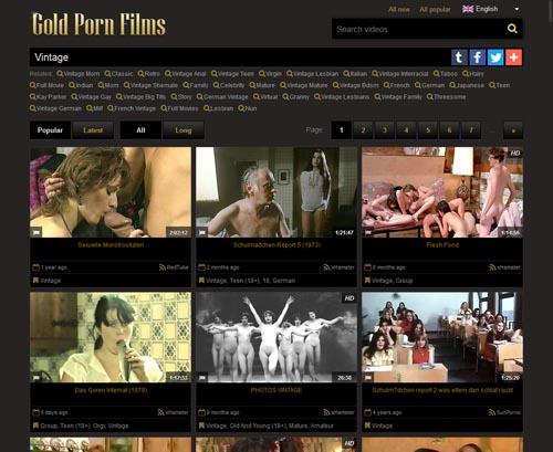Long golden porn videos